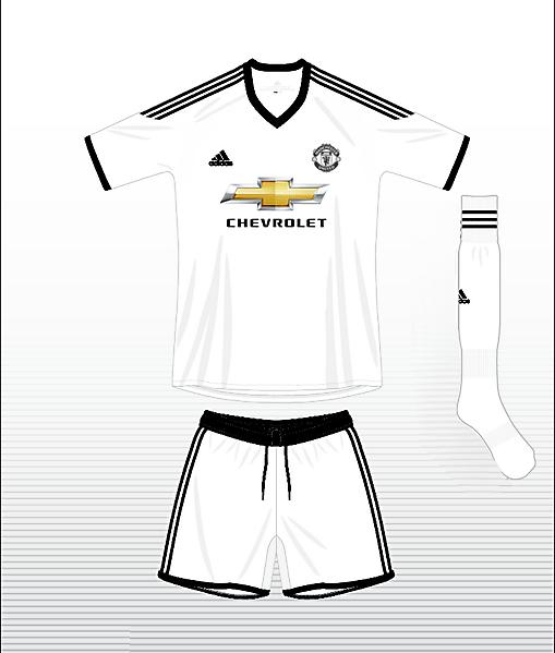 Man Utd Away Kit