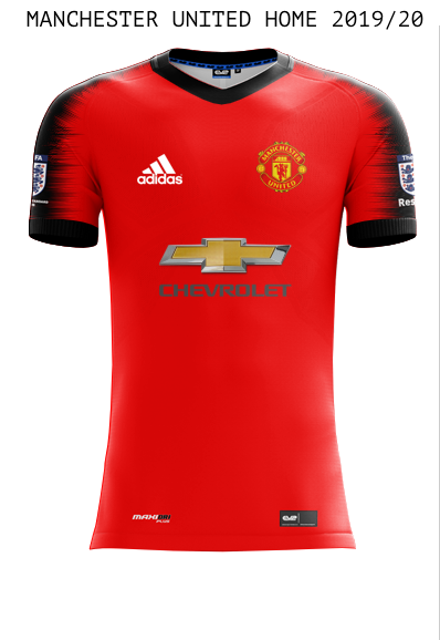 fcc9c79b4 Checkout beautiful pictures of Manchester United s Jersey design for ...