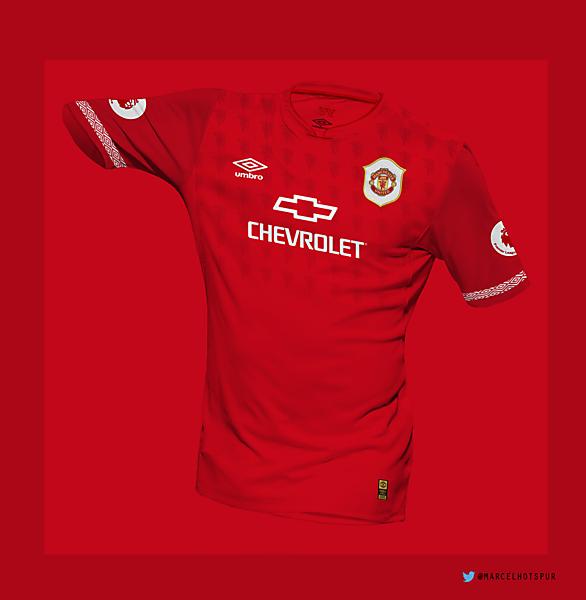 Manchester United | home kit