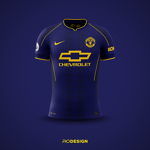 Manchester United    Nike    Away