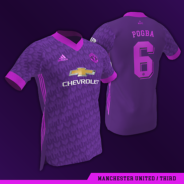 Manchester United | Third Jersey