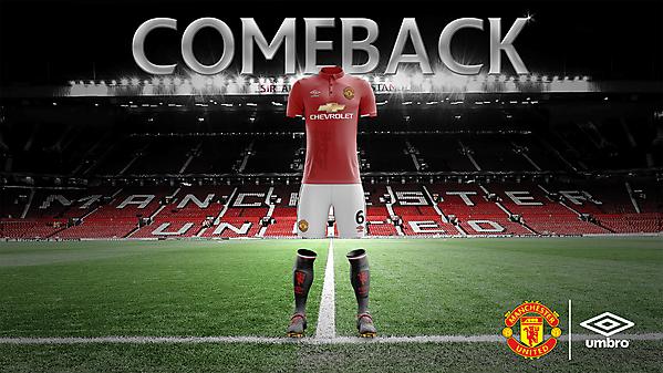 Manchester Utd x Umbro