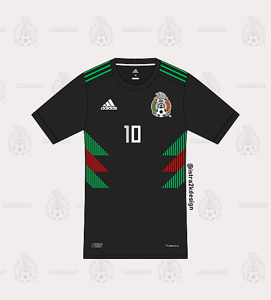 Mexico x Adidas - Away