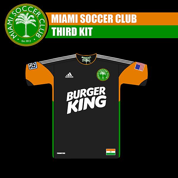 Miami SC Fantasy Fourth Kit