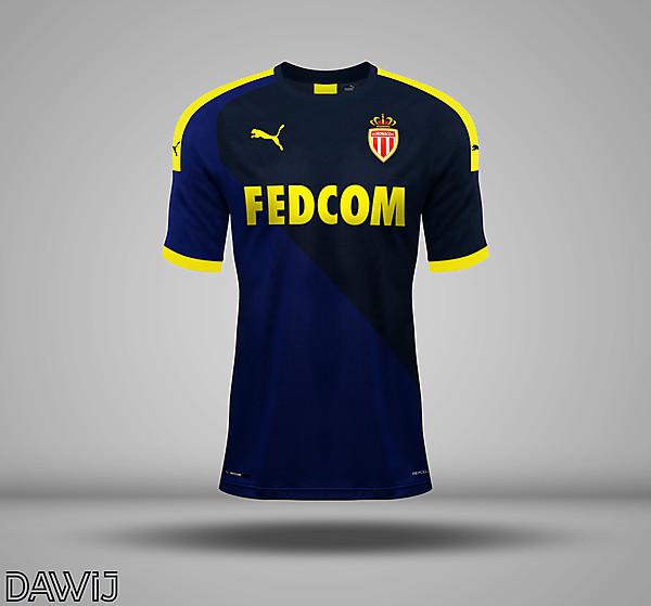 Monaco - Away Ki