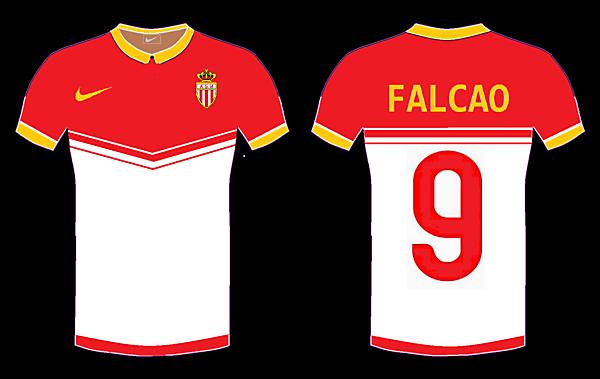 Monaco Nike Fantasy Home Kit