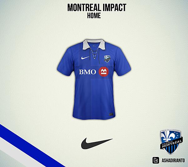 Montreal Impact Home