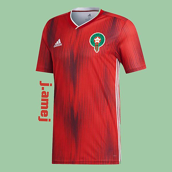 Morocco Adidas 2019