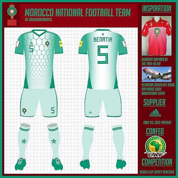 Morocco Away Kit