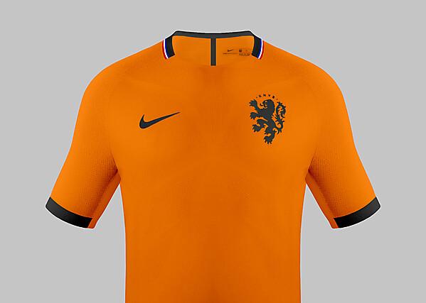 Netherlands - Nike