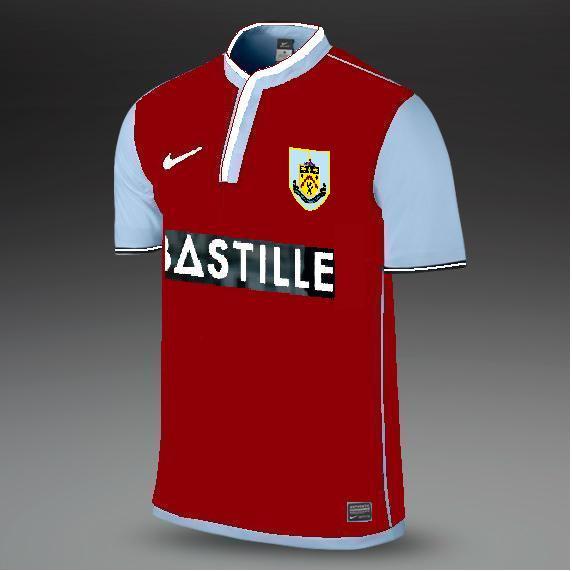 New Burnley Nike kit