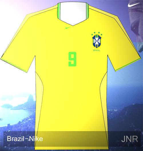Brazil-Nike