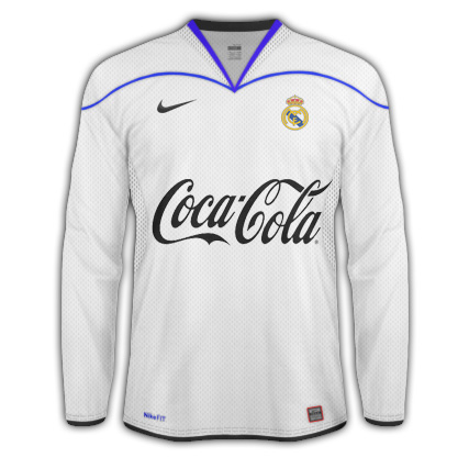 60368dad41f Real Madrid C.F Nike /Home and away shirt\\