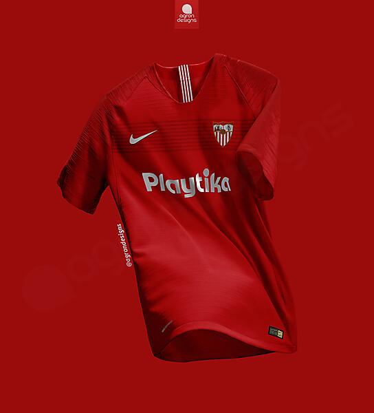 Fc Away Sevilla Concept Kit Nike 5qpwFxBB4