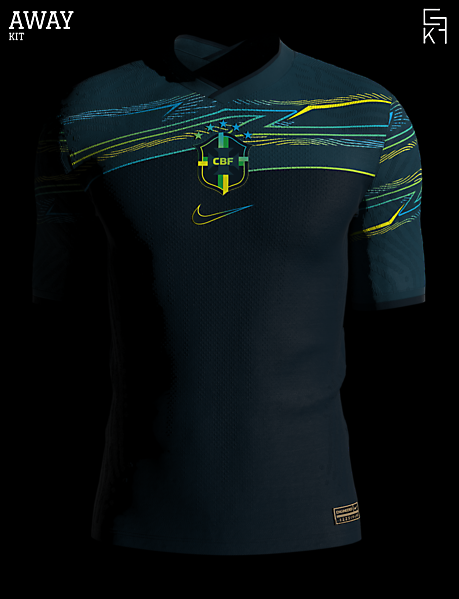 Nike X Brazil Concept Kit