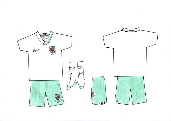 Nike Wales Away