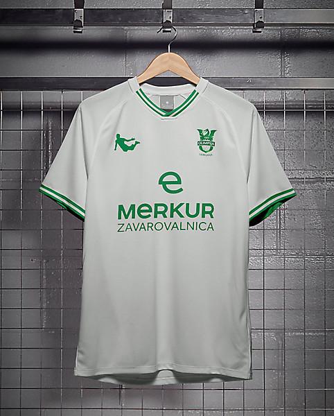 Olimpija Ljubljana - Away Kit