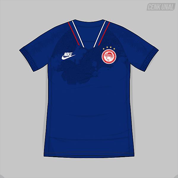 Olympiakos x Nike