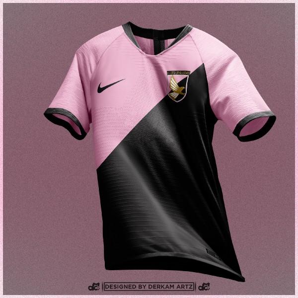 Palermo - 2019/20 Home Kit