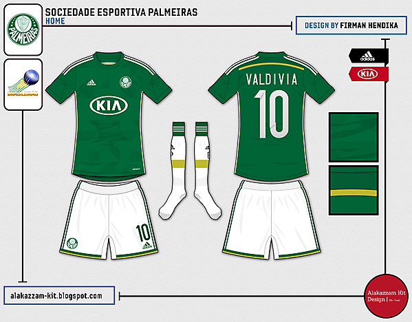 Palmeiras Home