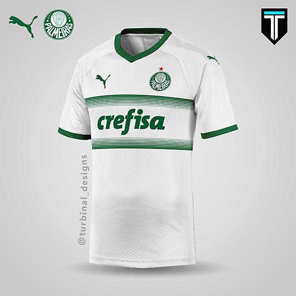 Palmeiras x Puma - Away Kit Concept