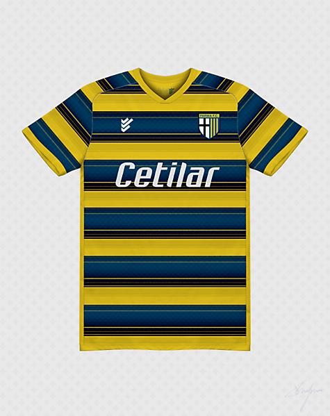 Parma   Away