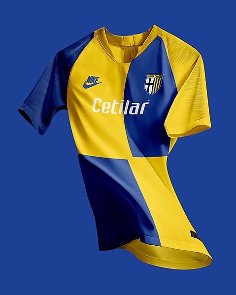 Parma Calcio 1913 X Nike Away Kit