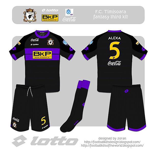F.C. Timisoara fantasy third