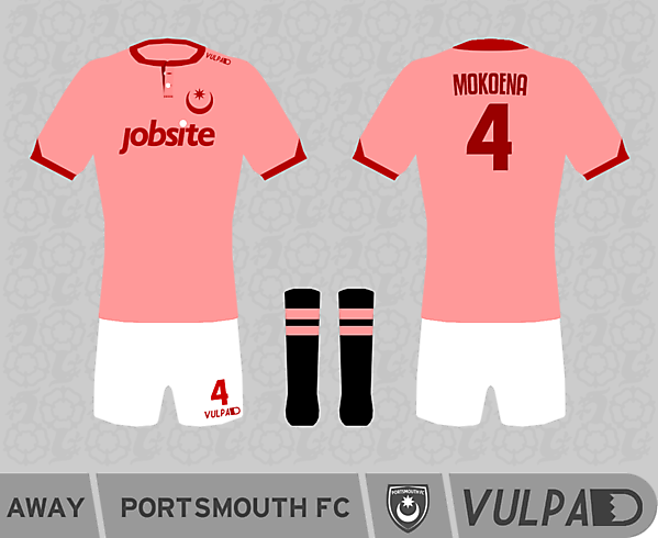Portsmouth Away