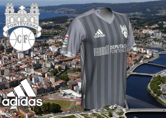 Pontevedra CF fourth