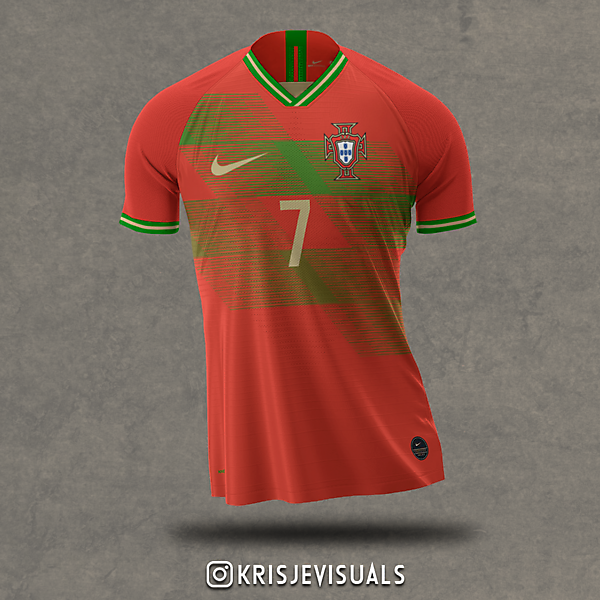 Portugal x Nike Home