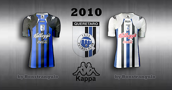 Querétaro Fútbol Club - Kappa