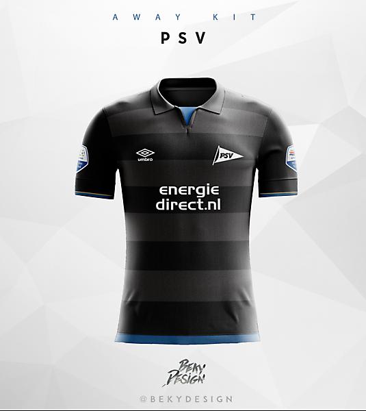 PSV - Away Concept