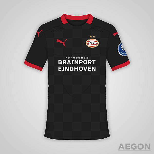 PSV Eindhoven Puma Third Kit
