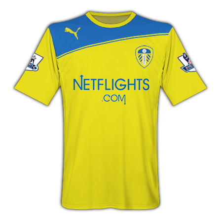 Leeds United Kit Collection