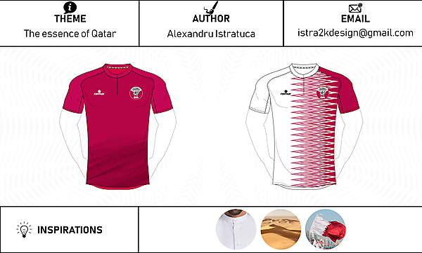 Qatar x Romai