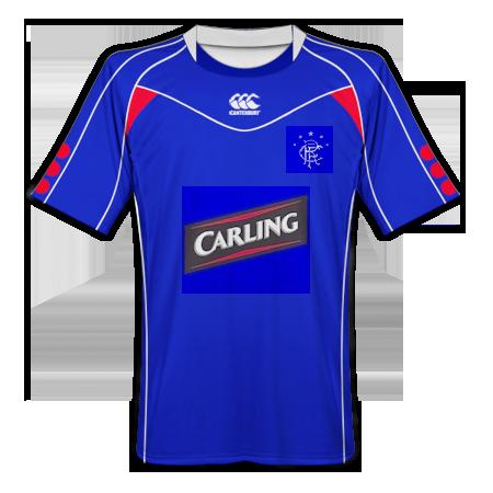 Glasgow Rangers Home