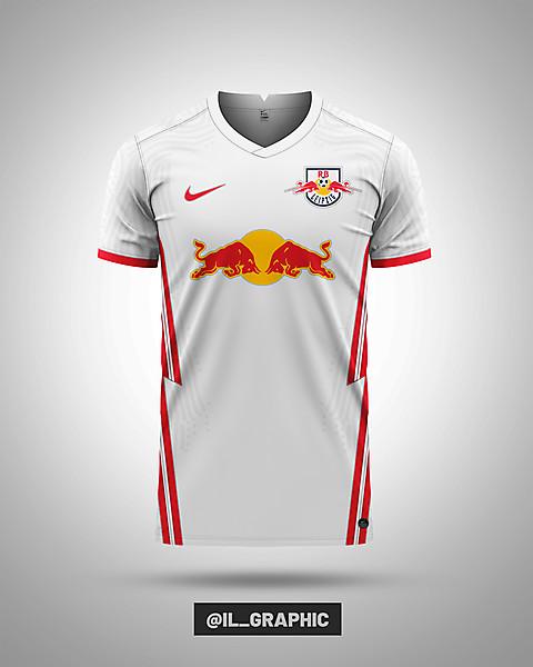 RB Leipzig Home Kit X Nike | Fantasy Prediction