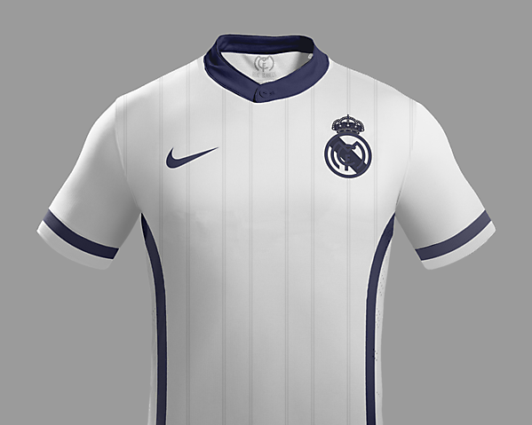 7cdd4d69eea Real Madrid 2015/2016 Home / With Nike