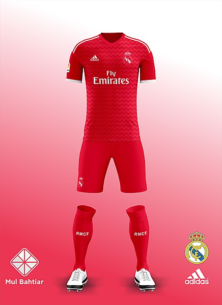 outlet store ecd23 f1823 Real Madrid 2018-2019 Third Kit Leaked