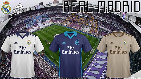 Real Madrid Fantasy Kit