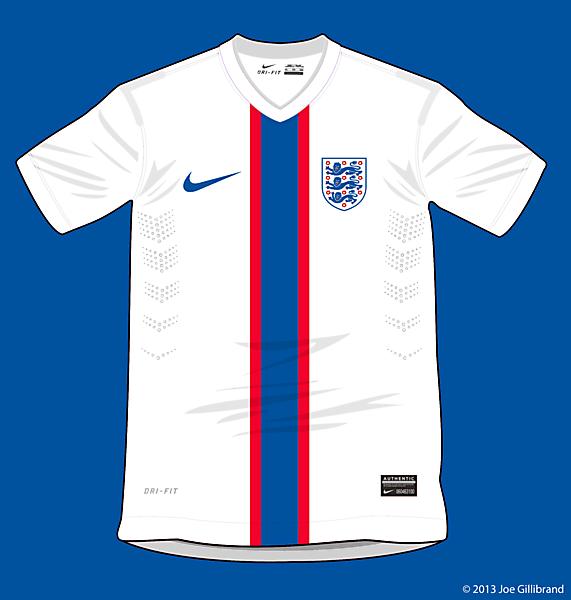 Revised England