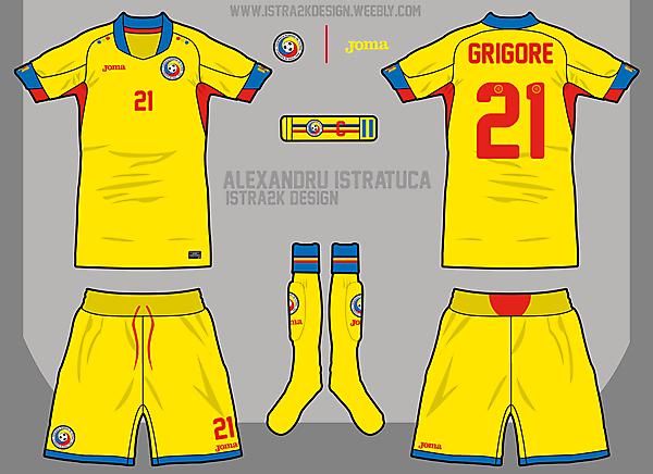 Romania - Home full kit