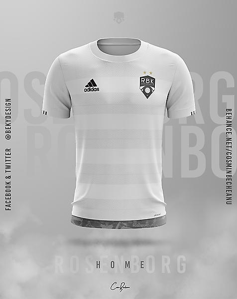 Rosenborg BK - Home Concept
