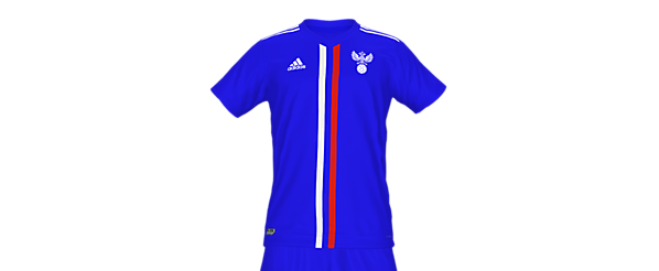 Russia National Team Fantasy Away Kit