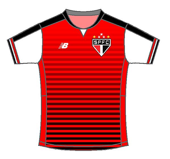 São Paulo FC Away Kit by #Sportix