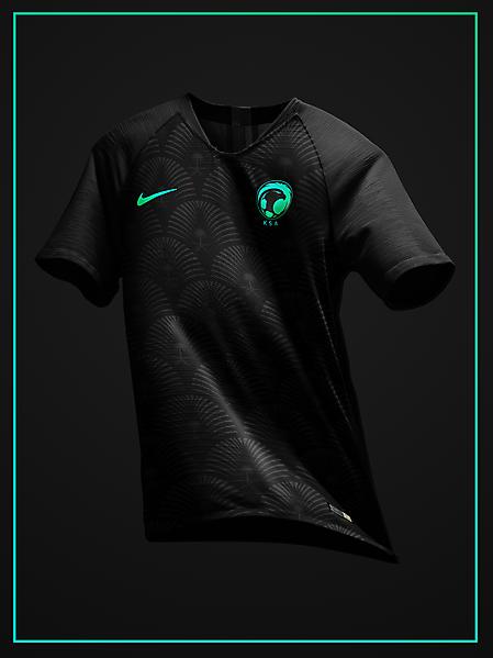 Saudi Arabia 2020 third kit