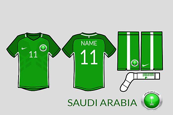 buy popular 95ea7 e93d7 saudi arabia kit nike 2016