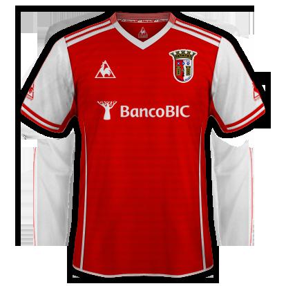 SC Braga - Home