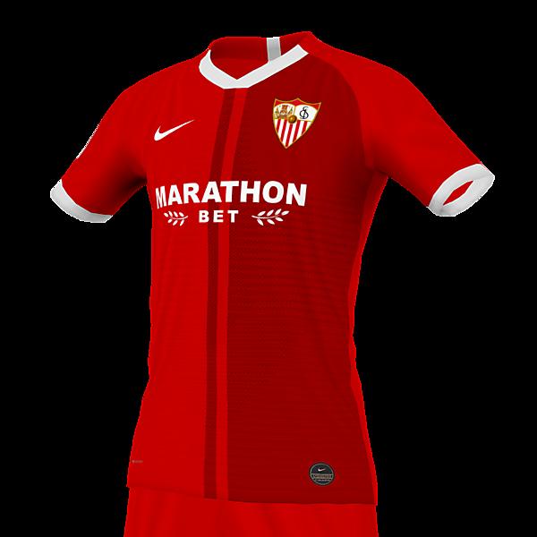 Sevilla 20 away